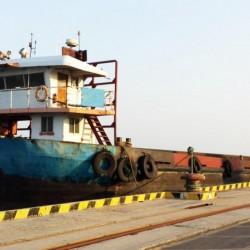 出售2467吨集装箱船