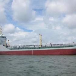出售3111吨原油船