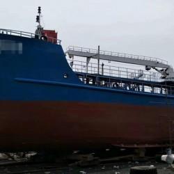 出售1000吨污油水船