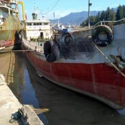 出售350吨沿海证书油船