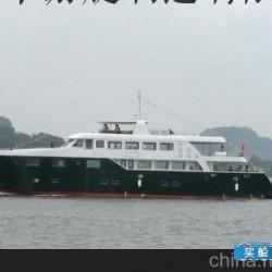 供应广东民华游艇38米远程商用游船