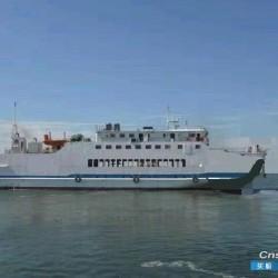 出售2017年沿海398客位客滚船