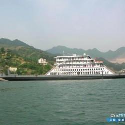113M大型内河滚装客船