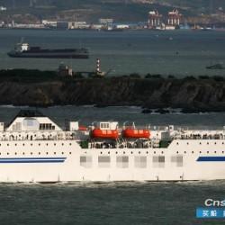 出售1026吨客滚船