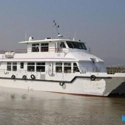 出售新造钢制交通船
