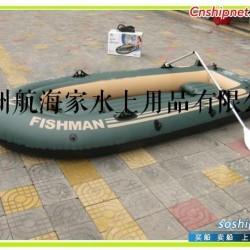 渔人四人钓鱼船