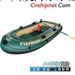 渔人三人钓鱼船