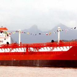 供应3200立方LPG船