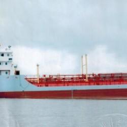 出售1400吨一级油船