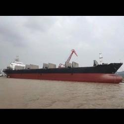 出售22300吨散货船