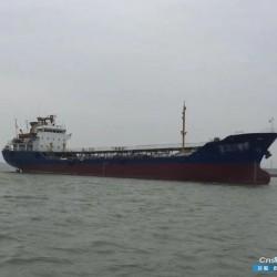 出售3216吨重油船
