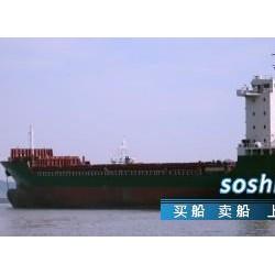529T CCS集装箱船