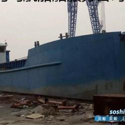 200方开底驳船出售