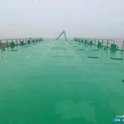 转让60米无动力趸船