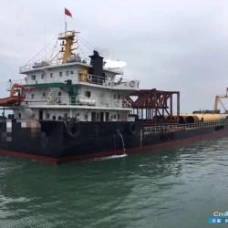 2017年3000吨甲板船