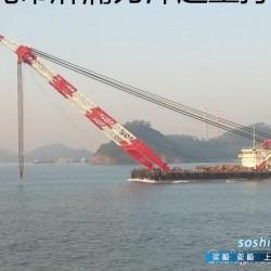 东莞起重打捞船(500T)出租