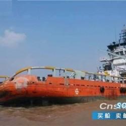 出售12000马力70米操锚沿海供应三用拖船!