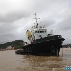 新造3600马力普通拖轮(外贸船)