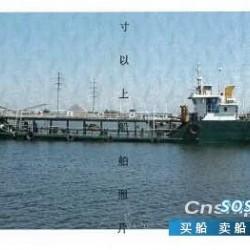 转让570吨供水船