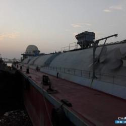 售散装水泥船2780吨