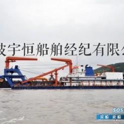 6000立方非自航绞吸式挖泥船