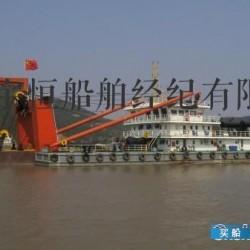 2500立方非自航绞吸式挖泥船