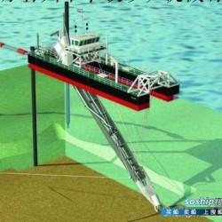 供应中联小型绞吸式挖泥船,中联大型绞吸式挖泥船