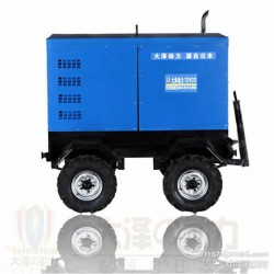 500A柴油发电电焊机资料