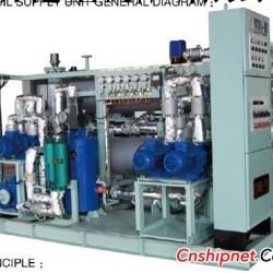 供应柴油机燃油供应单元