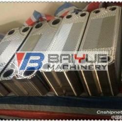 M20M板式冷却换热器密封圈维修更换