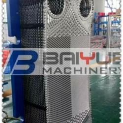 萨莫威孚TL150SS闭水式板式换热器丁腈密封垫