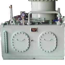 主机填料函泄油处理单元