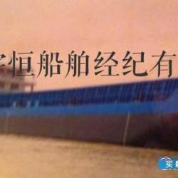 80米3000吨甲板货船