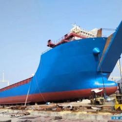 出售5000吨前驾驶甲板驳