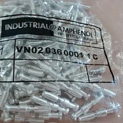 VN02 036 0001 1欧美进口安费诺Amphenol