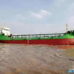 出售国内CCS检验2008年造4450吨油船(闪点≤60℃)