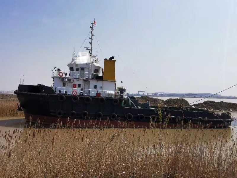 3600马力拖船
