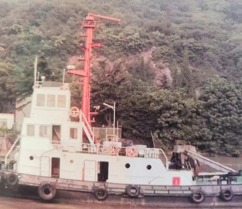 出售1972年日本造2600马力内河全回转拖轮