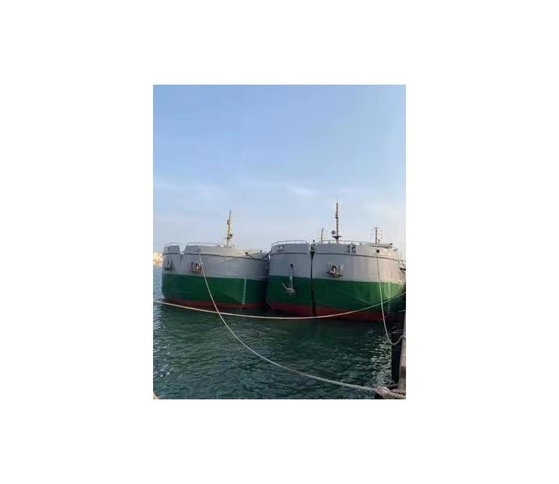 出售2005年造1671吨沿海开体泥驳