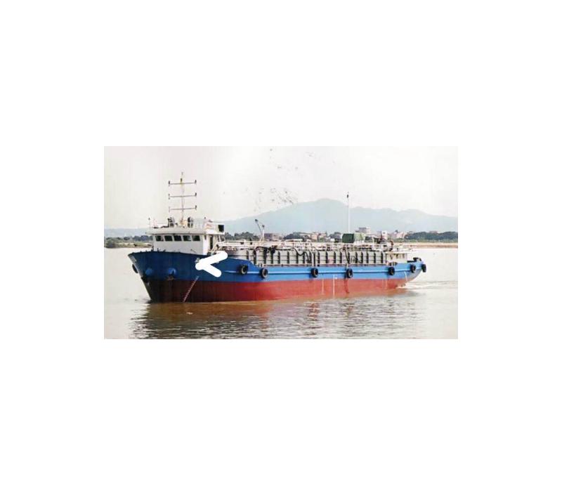出售2016年造2100吨内河A级水泥船