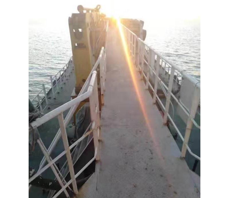 出售2011年造551吨单底单壳加温污油回收船