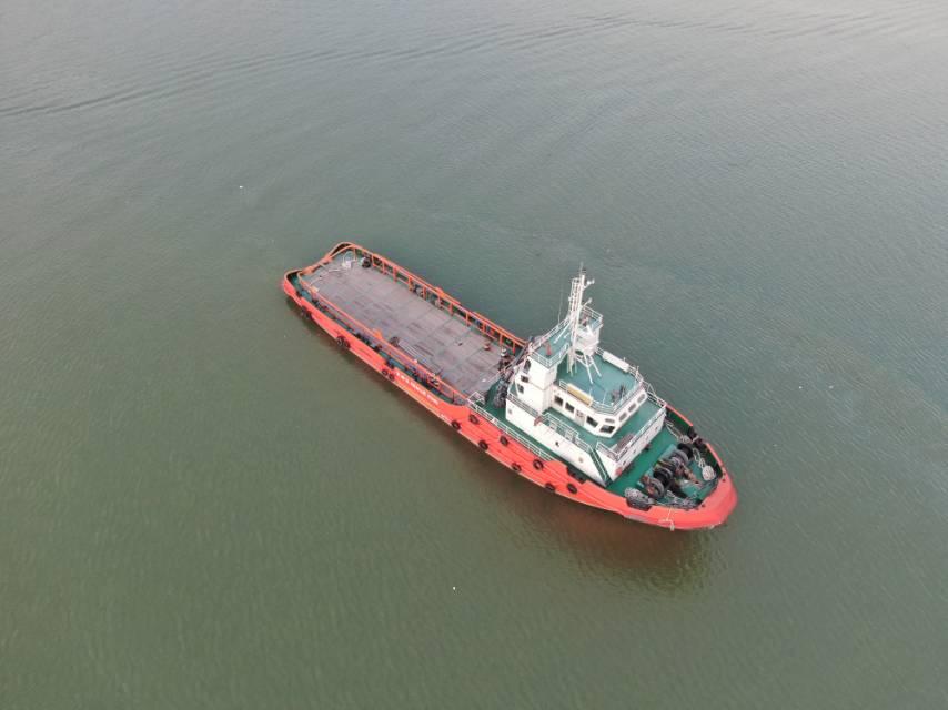 出售4800马力近海三用拖轮