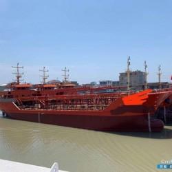 出售1000吨新造油船双底双壳带运力