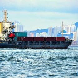 出售274箱集装箱船