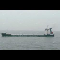 出售9200吨集装箱船