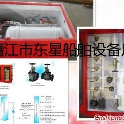 气动快关阀结构图 速闭阀控制箱气动快关阀控制箱(CCS中国船级社认证)