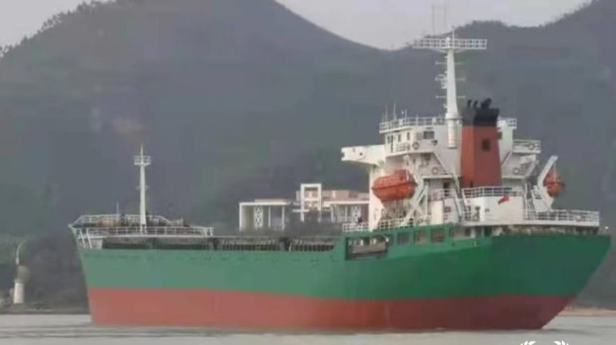 干货船双底双壳15400吨