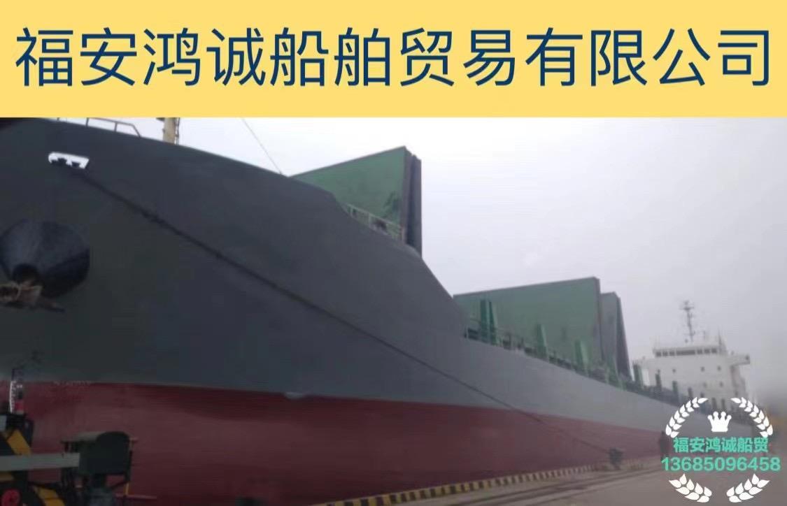出售10300吨双壳多用途船
