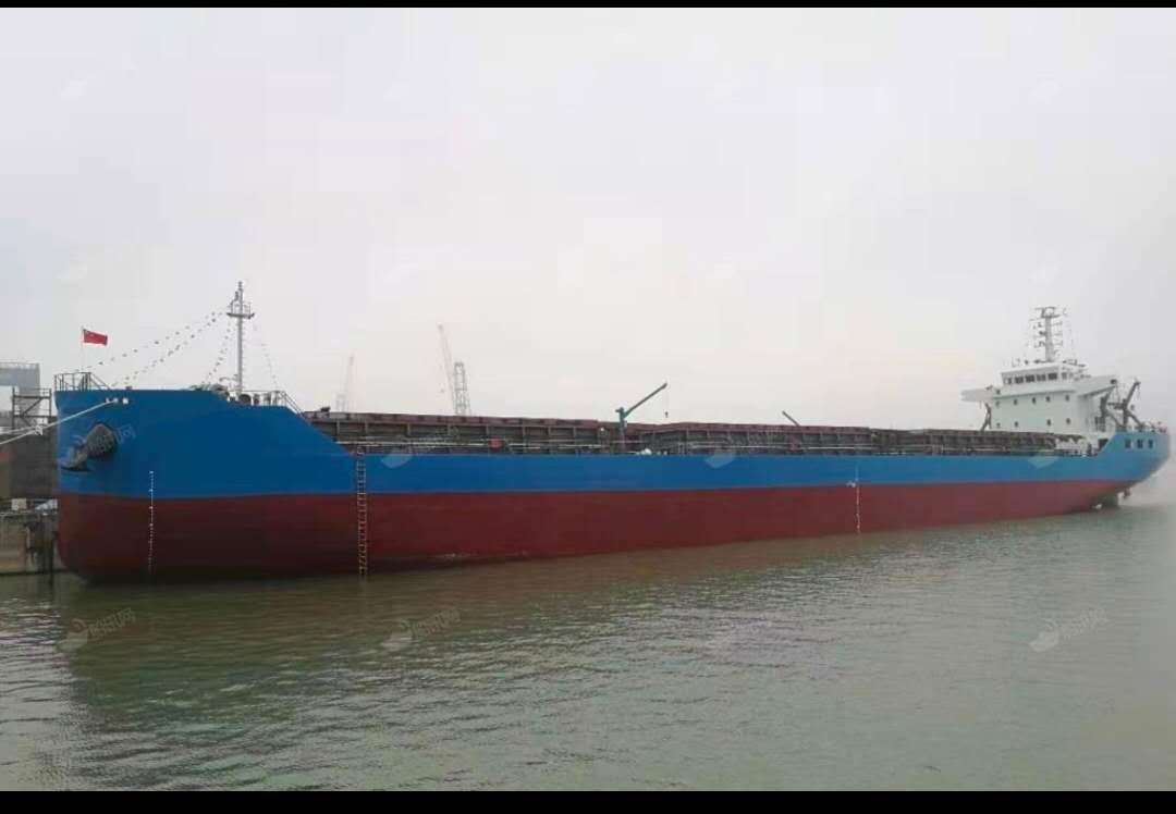出售2018年7月8730吨散货船